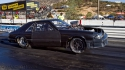 fox body mustang NOS wheel stand drag racing