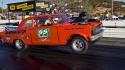 shermanator chevy nova wheelie barona match race madness